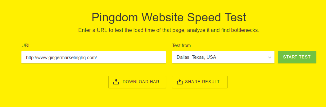 How To Check Your Site Speed + Leverage Browser Caching Part 1